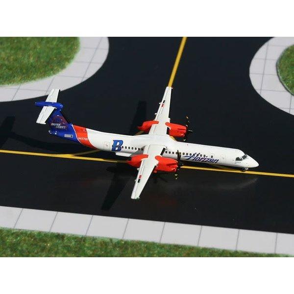 Gemini Jets Dash8 Q400 Horizon Boise State Broncos 1:400