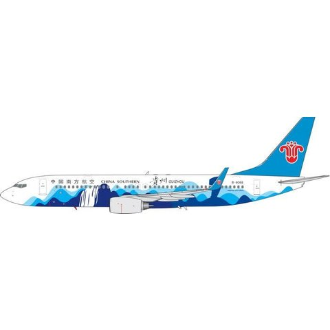 B737-800W China Southern Guizhou B-6068 1:400
