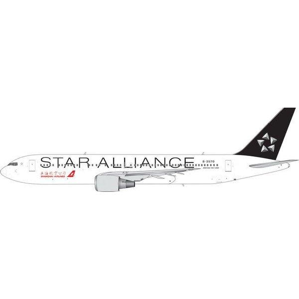 Phoenix B767-300 Shanghai Star Alliance B-2570 1:400