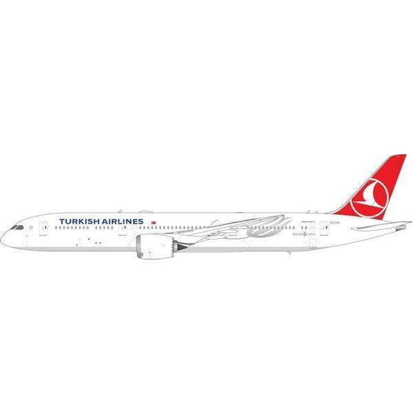 Phoenix B787-9 Dreamliner Turkish Airlines TC-LLA 1:400