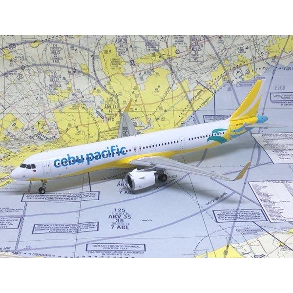 Gemini Jets A321neo Cebu Pacific RP-C4118 1:200