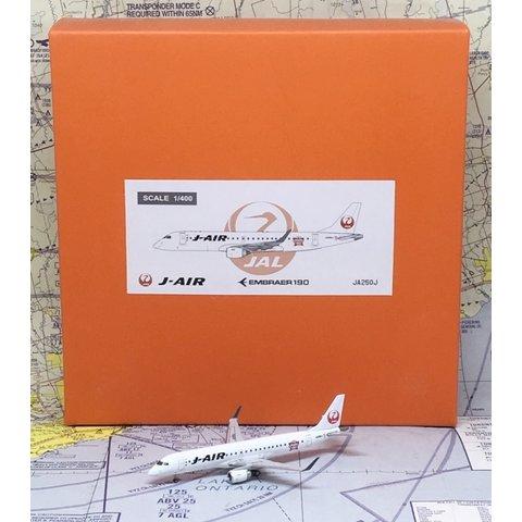 ERJ190 J-AIR Nanki-Shirahama Airport 50th JA250J 1:400