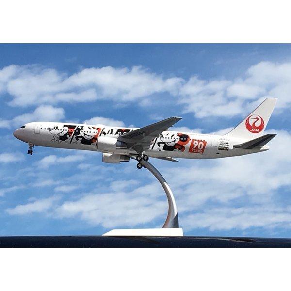 JC Wings B767-300ER JAL Mickey 90 Years JA602J 1:200