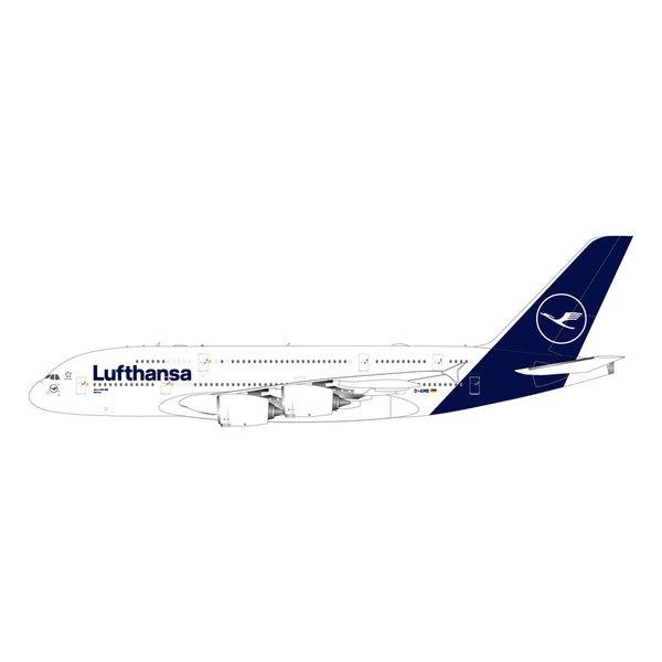 Gemini Jets A380-800 Lufthansa new livery 2018 D-AIMB 1:400