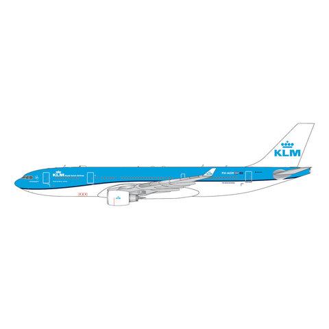 A330-200 KLM 2014 livery PH-AOM 1:400