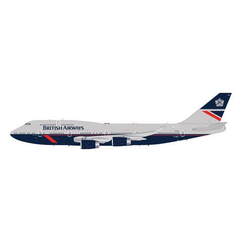 B747-400 British Airways Landor Retro G-BNLY 1:200