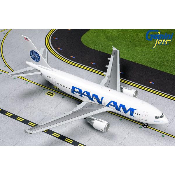Gemini Jets A310-300 Pan Am Clipper Golden Light N823PA 1:200