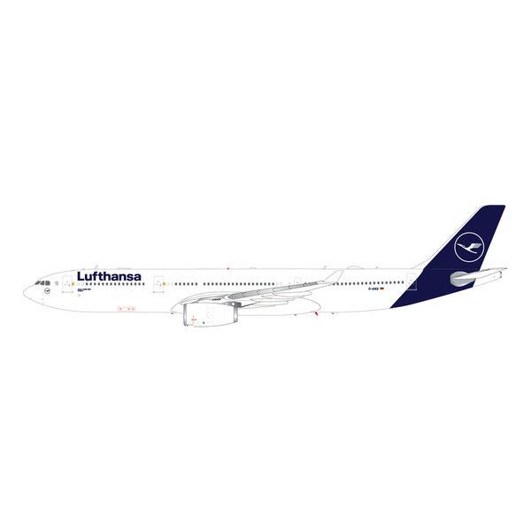 Gemini Jets A330-300 Lufthansa 2018 livery D-AIKO 1:200