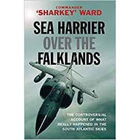 Cassell Books Sea Harrier over the Falklands softcover