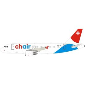 InFlight Airbus A319 Chair Airlines HB-JOH 1:200