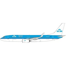 JFOX B737-800W KLM 100 Years PH-BXK 1:200