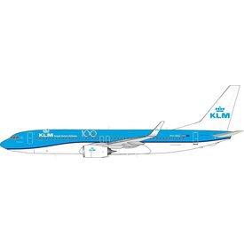 JFOX B737-800W KLM 100 Years PH-BXC 1:200