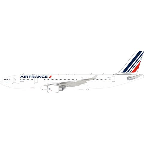 A330-200 Air France F-GZCH 1:200 with stand