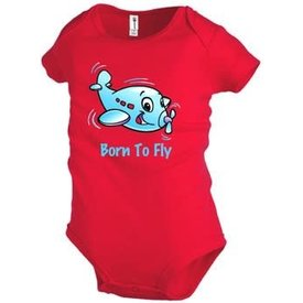 Onesie Born To Fly