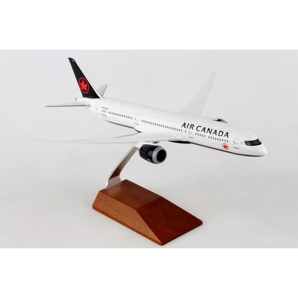 B787-9 Dreamliner Air Canada 2017 livery 1:100 with stand (no gear)