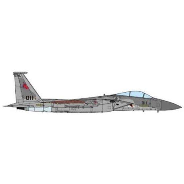 JC Wings F15C Eagle 011 Ace Combat Galm 02 (Fictional) 1:144