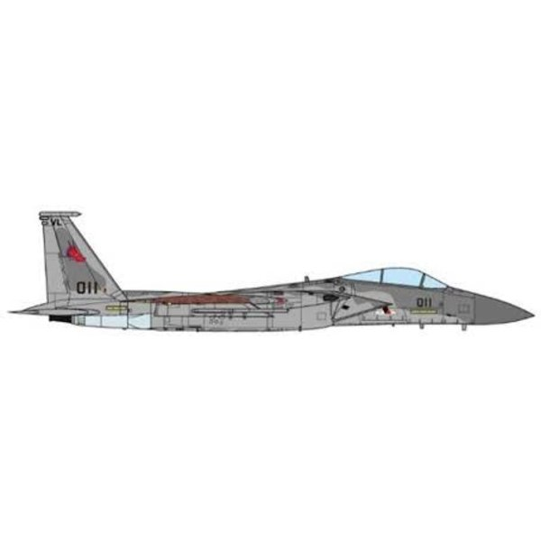 JC Wings F15C Eagle 011 Ace Combat Galm 02 (Fictional) 1:72