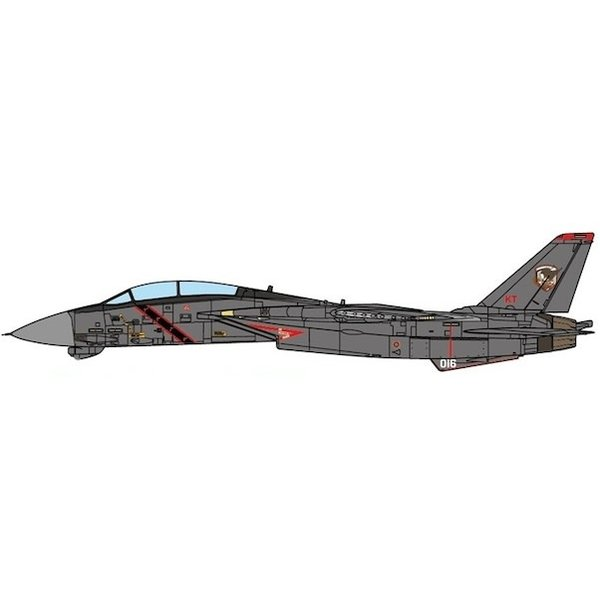 JC Wings F14A Tomcat Ace Combat Razgriz (Fictional) 1:144