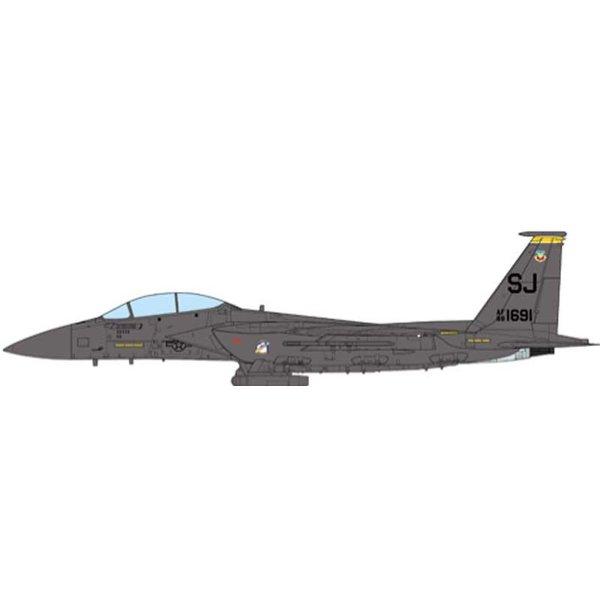 JC Wings F15E Strike Eagle USAF 336FS SJ Desert Storm 1:72
