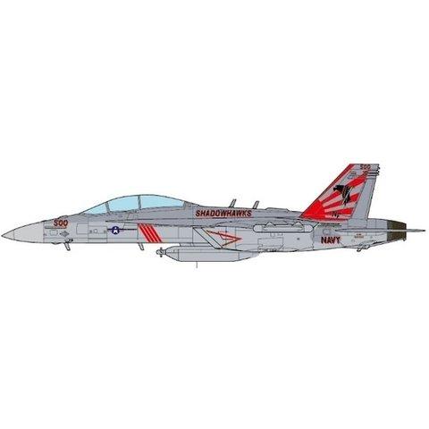 EA18G Growler VAQ141 Shadowhawks NF-500 1:72