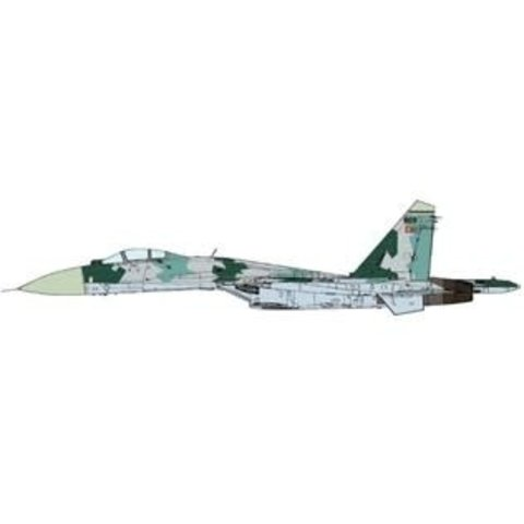 SU27 Flanker Eritrean Air Force 608 2010 1:72