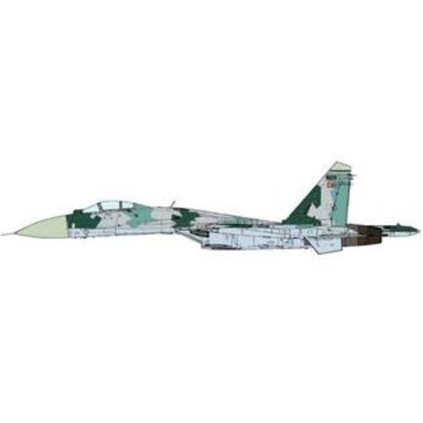 JC Wings SU27 Flanker Eritrean Air Force 608 2010 1:72