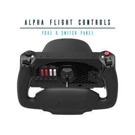 Honeycomb Alpha Yoke  (Back-Ordered, ETA November 2020)