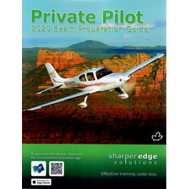 Sharper Edge Private Pilot Exam Preparation Guide 2020