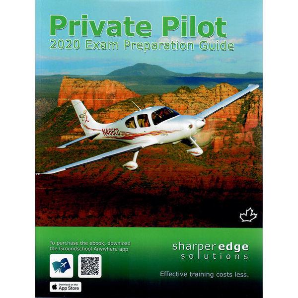 Sharper Edge Private Pilot Exam Preparation Guide 2020