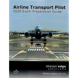 Sharper Edge Airline Transport Pilot Exam Preparation Guide 2020