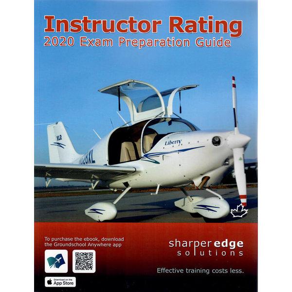 Sharper Edge Instructor Rating Exam Preparation Guide 2020