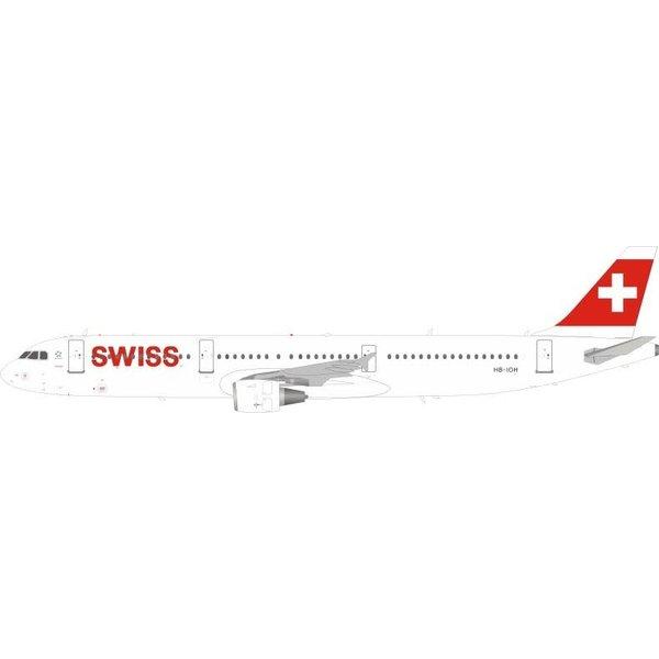 JFOX A321S Swiss International Air Lines HB-IOH 1:200