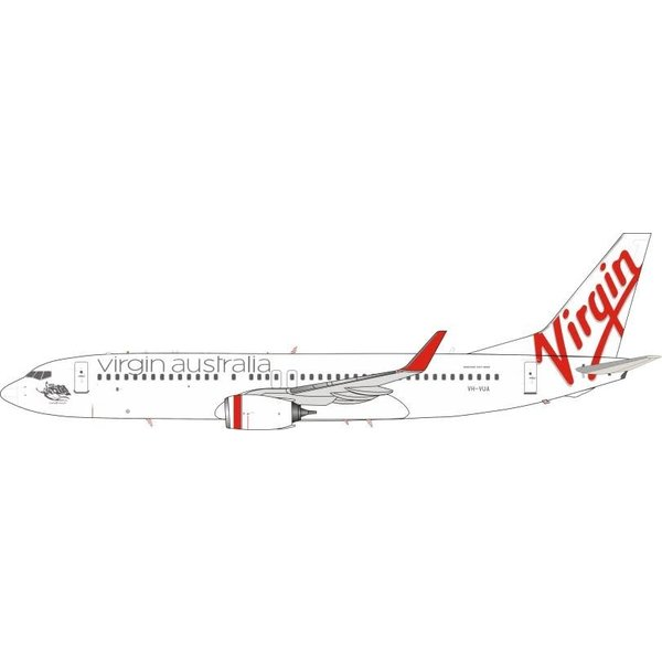 JFOX B737-800W Virgin Australia VH-VUA 1:200