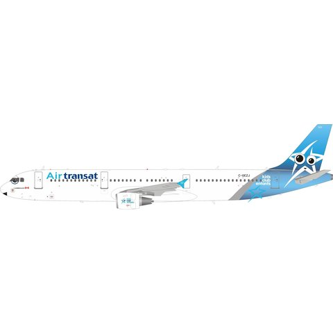 A321 Air Transat Kids Club 2018 c/s C-GEZJ 1:200
