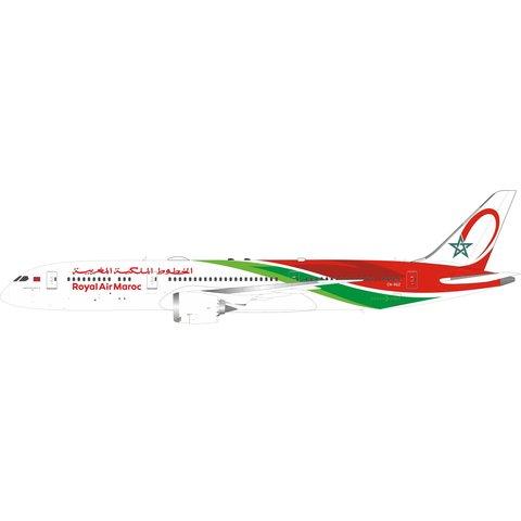 B787-9 Dreamliner RAM Royal Air Maroc CN-RGZ 1:200