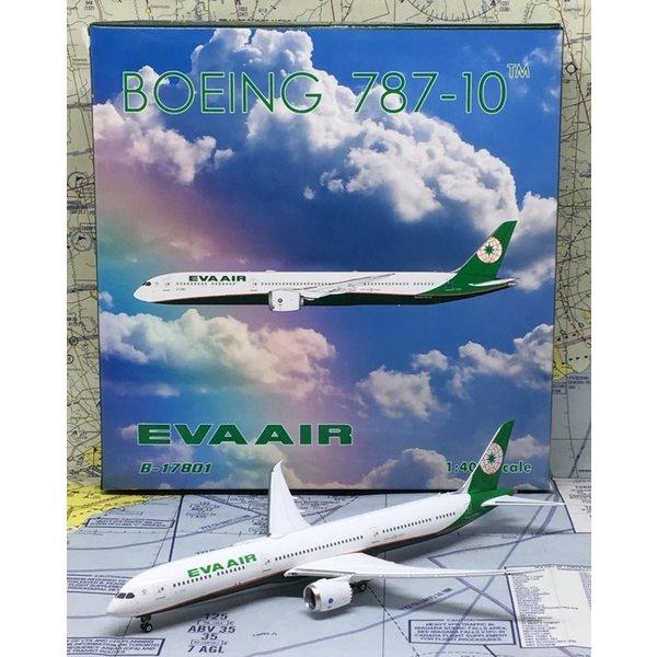Phoenix B787-10 Dreamliner Eva Air B-17801 1:400