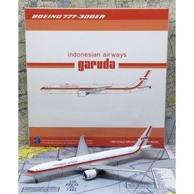 JC Wings B777-300ER Garuda Indonesia Retro PK-GIK 1:400