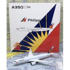 JC Wings A350-900 Philippine Airlines Love Bus RP-C3507 1:400