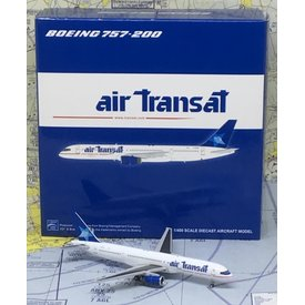 JC Wings B757-200 Air Transat C-GTSE 1:400 with Antennae ++SALE++
