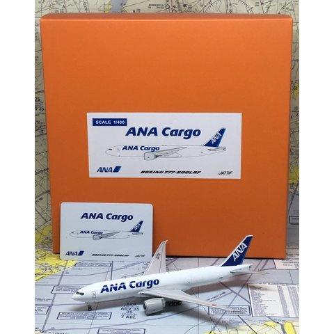 B777F ANA Cargo JA771F 1:400 flaps down
