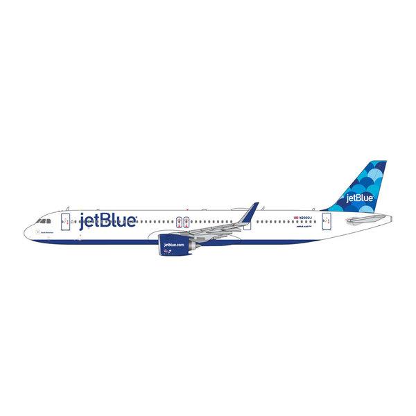 Gemini Jets A321neo JetBlue semi-circles N2002J 1:400