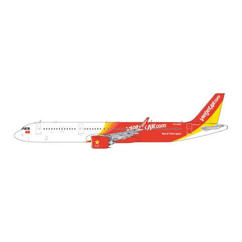 A321neo VietJet VN-A652 1:400