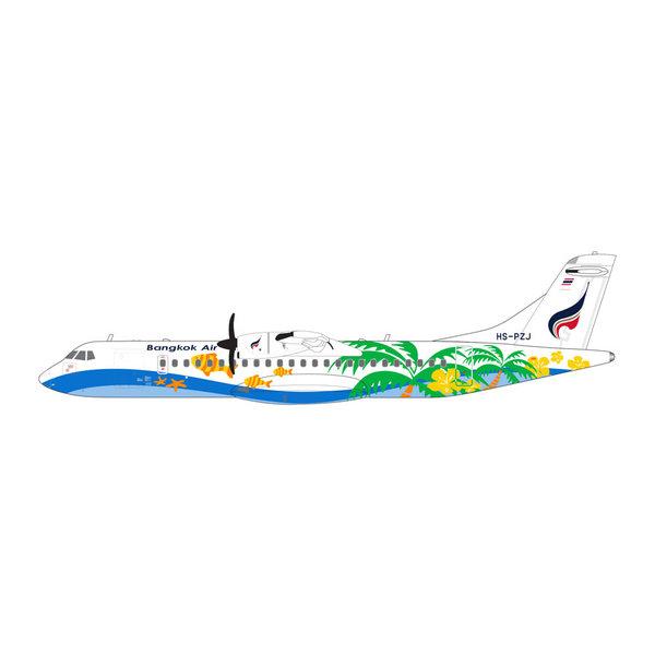 Gemini Jets ATR72-600 Bangkok Awys Koh Samui HS-PZJ 1:200