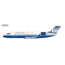 NG Models CRJ200 United Express Blue Tulip N923SW 1:200 +NSI+