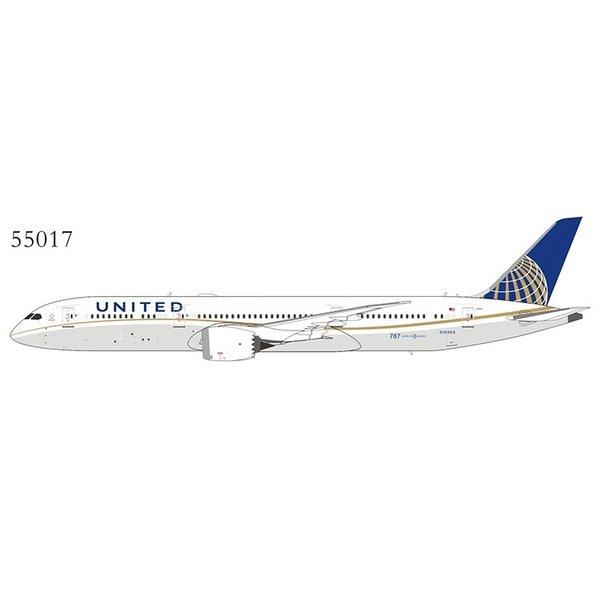 NG Models B787-9 Dreamliner United 2010 c/s N15969 1:400