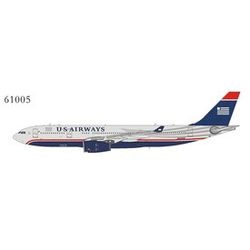 NG Models A330-200 US Airways final livery N285AY 1:400