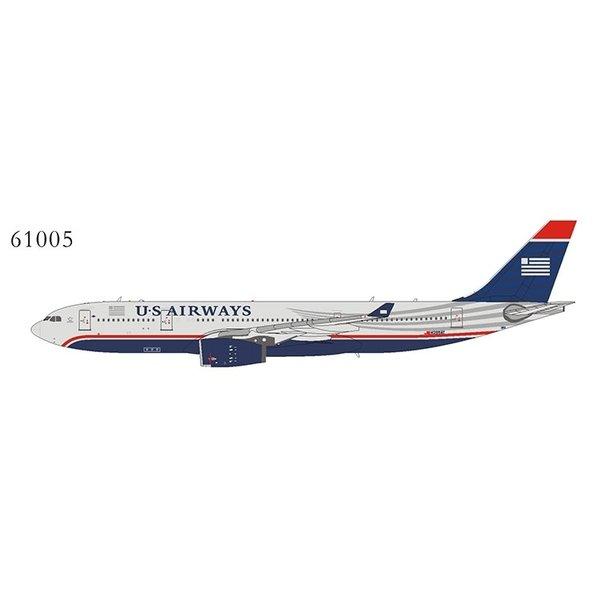 NG Models A330-200 US Airways final livery N285AY 1:400