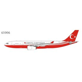 NG Models A330-200 Turkish Government TC-TUR 1:400