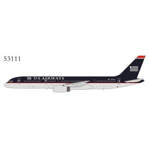B757-200 US Airways black 1997 livery N625VJ 1:400