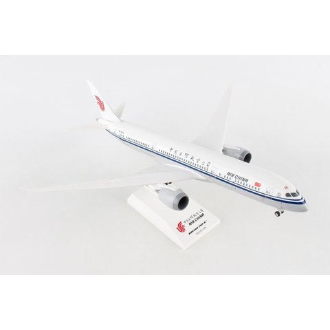 B787-9 Dreamliner Air China 1:200 Gear+stand